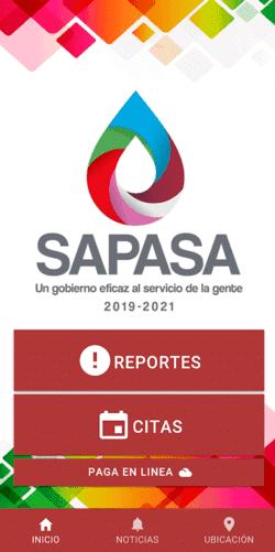 App SAPASA