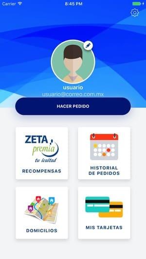 App Z Gas