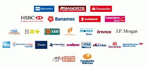 bancos mexico